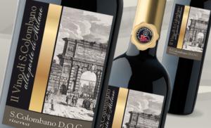 vino etichette personalizzate san colombano al lambro casa valdemagna