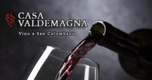 Casa valdemagna vino San Colombano al Lambro